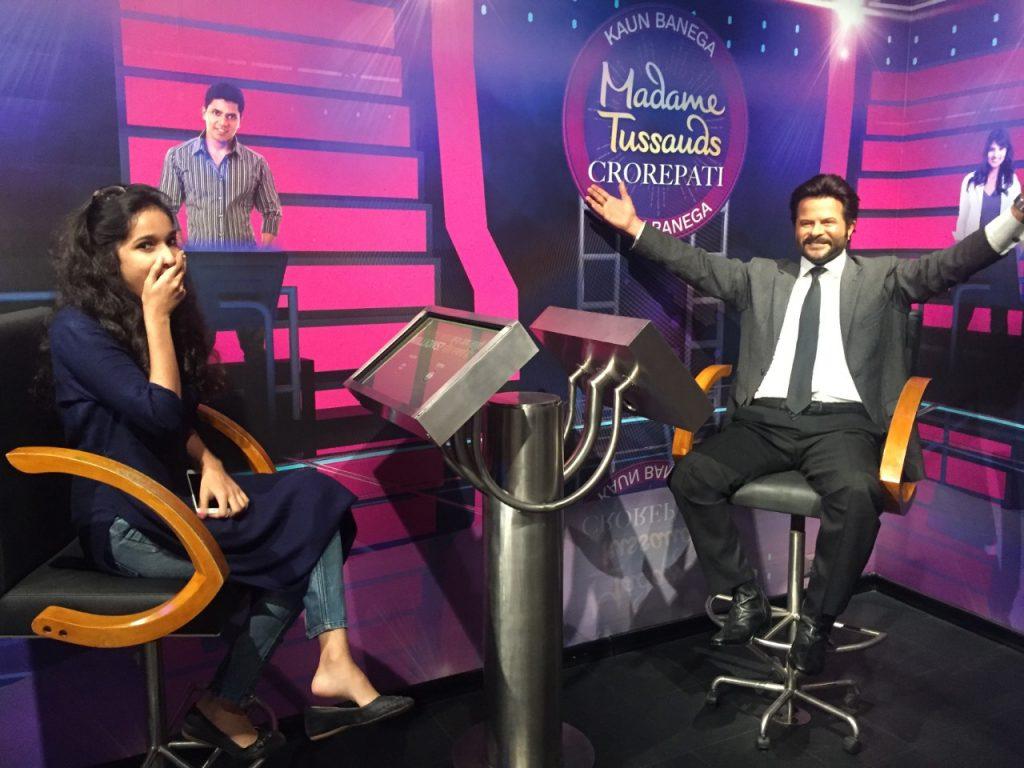 Kajal meets Anil Kapoor