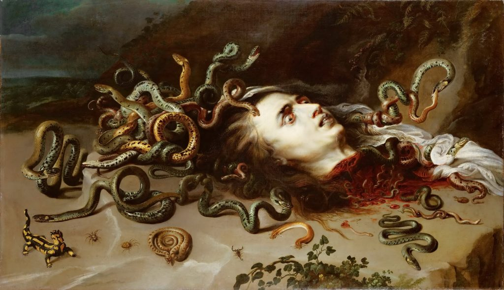 Medusa ~ A Timeless True Story Of Greek Mythology