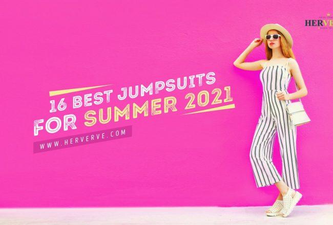 jumpsuit, white handbag, hat, sunglasses